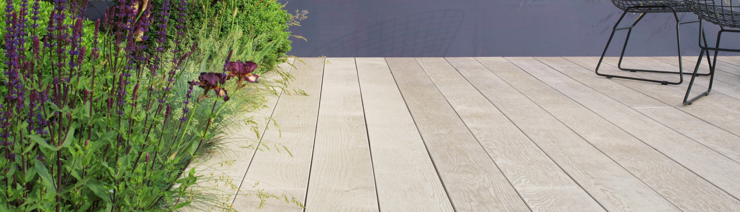 Millboard Nederland Limed Oak